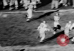 Image of 49ers versus Lions San Francisco California USA, 1957, second 57 stock footage video 65675073135
