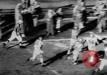 Image of 49ers versus Lions San Francisco California USA, 1957, second 58 stock footage video 65675073135
