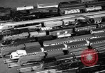 Image of toy train New York United States USA, 1936, second 12 stock footage video 65675073145