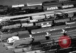Image of toy train New York United States USA, 1936, second 13 stock footage video 65675073145