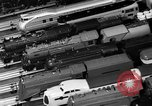 Image of toy train New York United States USA, 1936, second 16 stock footage video 65675073145