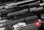 Image of toy train New York United States USA, 1936, second 17 stock footage video 65675073145