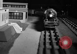 Image of toy train New York United States USA, 1936, second 44 stock footage video 65675073145