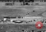 Image of International Track and Field event Chicago Illinois USA, 1962, second 7 stock footage video 65675073152