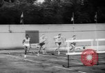Image of International Track and Field event Chicago Illinois USA, 1962, second 12 stock footage video 65675073152