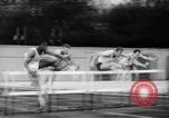 Image of International Track and Field event Chicago Illinois USA, 1962, second 13 stock footage video 65675073152