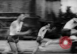 Image of International Track and Field event Chicago Illinois USA, 1962, second 14 stock footage video 65675073152