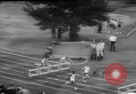 Image of International Track and Field event Chicago Illinois USA, 1962, second 17 stock footage video 65675073152