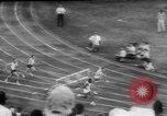 Image of International Track and Field event Chicago Illinois USA, 1962, second 19 stock footage video 65675073152