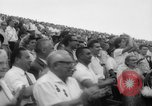 Image of International Track and Field event Chicago Illinois USA, 1962, second 28 stock footage video 65675073152