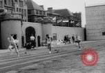 Image of International Track and Field event Chicago Illinois USA, 1962, second 31 stock footage video 65675073152