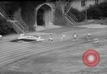 Image of International Track and Field event Chicago Illinois USA, 1962, second 37 stock footage video 65675073152