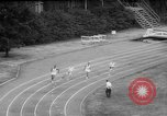 Image of International Track and Field event Chicago Illinois USA, 1962, second 40 stock footage video 65675073152