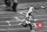 Image of International Track and Field event Chicago Illinois USA, 1962, second 47 stock footage video 65675073152