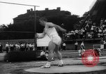 Image of International Track and Field event Chicago Illinois USA, 1962, second 54 stock footage video 65675073152