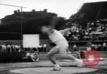 Image of International Track and Field event Chicago Illinois USA, 1962, second 56 stock footage video 65675073152