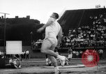 Image of International Track and Field event Chicago Illinois USA, 1962, second 57 stock footage video 65675073152