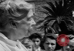 Image of Anna Eleanor Roosevelt New York United States USA, 1963, second 16 stock footage video 65675073163
