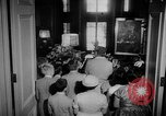 Image of Anna Eleanor Roosevelt New York United States USA, 1963, second 19 stock footage video 65675073163