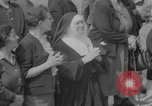 Image of Pope John XXIII Vatican City Rome Italy, 1963, second 28 stock footage video 65675073167