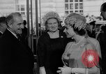 Image of Queen Elizabeth 10th anniversary United Kingdom, 1963, second 10 stock footage video 65675073170
