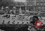 Image of Queen Elizabeth 10th anniversary United Kingdom, 1963, second 30 stock footage video 65675073170