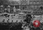 Image of Queen Elizabeth 10th anniversary United Kingdom, 1963, second 32 stock footage video 65675073170
