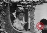Image of Queen Elizabeth 10th anniversary United Kingdom, 1963, second 34 stock footage video 65675073170