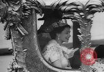 Image of Queen Elizabeth 10th anniversary United Kingdom, 1963, second 36 stock footage video 65675073170
