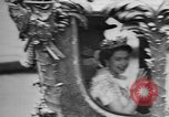 Image of Queen Elizabeth 10th anniversary United Kingdom, 1963, second 37 stock footage video 65675073170