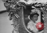 Image of Queen Elizabeth 10th anniversary United Kingdom, 1963, second 38 stock footage video 65675073170