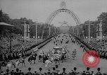 Image of Queen Elizabeth 10th anniversary United Kingdom, 1963, second 39 stock footage video 65675073170
