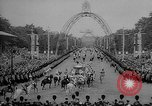 Image of Queen Elizabeth 10th anniversary United Kingdom, 1963, second 40 stock footage video 65675073170