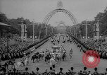 Image of Queen Elizabeth 10th anniversary United Kingdom, 1963, second 41 stock footage video 65675073170