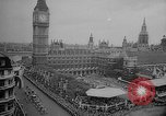 Image of Queen Elizabeth 10th anniversary United Kingdom, 1963, second 50 stock footage video 65675073170