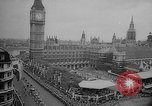 Image of Queen Elizabeth 10th anniversary United Kingdom, 1963, second 52 stock footage video 65675073170