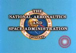 Image of National Aeronautics And Space Administration United States USA, 1963, second 6 stock footage video 65675073178