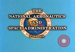 Image of National Aeronautics And Space Administration United States USA, 1963, second 7 stock footage video 65675073178