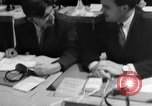 Image of UN Commission Meeting Vienna Austria, 1969, second 18 stock footage video 65675073199