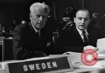 Image of UN Commission Meeting Vienna Austria, 1969, second 23 stock footage video 65675073199