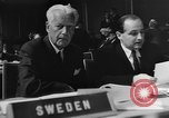 Image of UN Commission Meeting Vienna Austria, 1969, second 24 stock footage video 65675073199