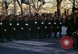 Image of presidential inauguration Washington DC USA, 1961, second 20 stock footage video 65675073209
