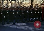 Image of presidential inauguration Washington DC USA, 1961, second 21 stock footage video 65675073209