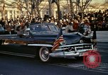 Image of presidential inauguration Washington DC USA, 1961, second 28 stock footage video 65675073209