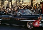 Image of presidential inauguration Washington DC USA, 1961, second 30 stock footage video 65675073209