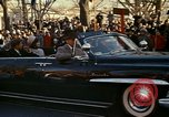 Image of presidential inauguration Washington DC USA, 1961, second 31 stock footage video 65675073209