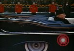 Image of presidential inauguration Washington DC USA, 1961, second 48 stock footage video 65675073209