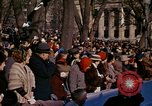 Image of presidential inauguration Washington DC USA, 1961, second 59 stock footage video 65675073209