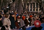 Image of presidential inauguration Washington DC USA, 1961, second 60 stock footage video 65675073209