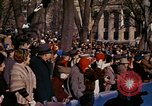 Image of presidential inauguration Washington DC USA, 1961, second 61 stock footage video 65675073209